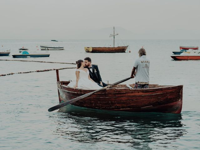 Il matrimonio di Titto e Valentina a Maiori, Salerno 134