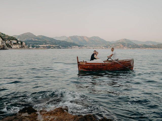 Il matrimonio di Titto e Valentina a Maiori, Salerno 136