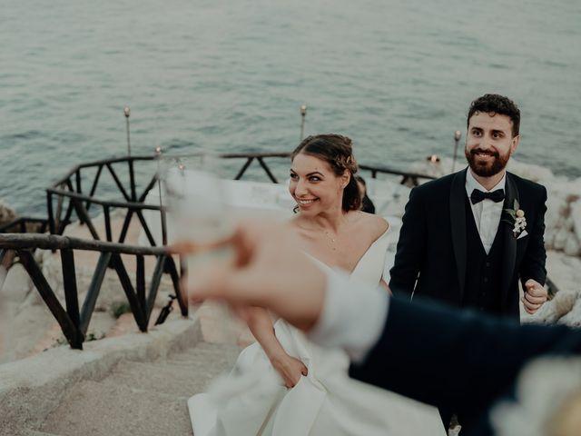 Il matrimonio di Titto e Valentina a Maiori, Salerno 141