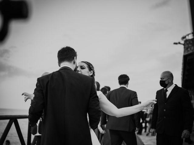 Il matrimonio di Titto e Valentina a Maiori, Salerno 148