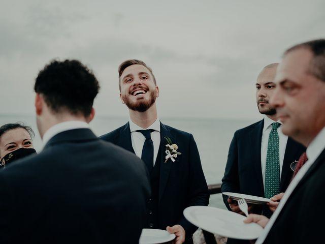 Il matrimonio di Titto e Valentina a Maiori, Salerno 151