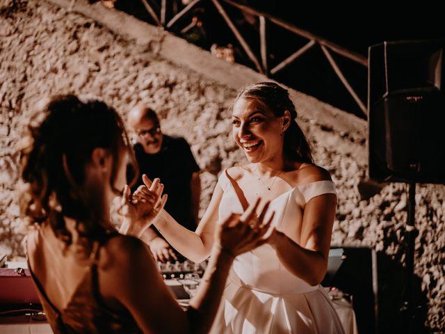 Il matrimonio di Titto e Valentina a Maiori, Salerno 158