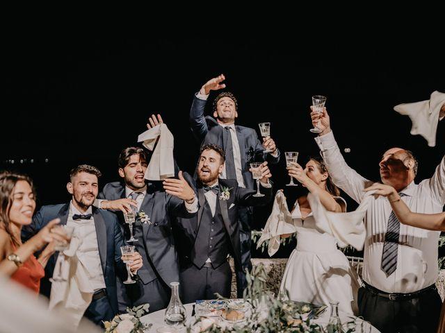Il matrimonio di Titto e Valentina a Maiori, Salerno 175
