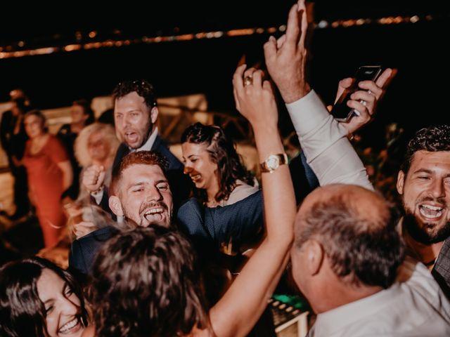 Il matrimonio di Titto e Valentina a Maiori, Salerno 184
