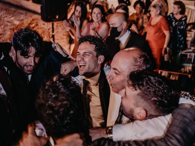 Il matrimonio di Titto e Valentina a Maiori, Salerno 186