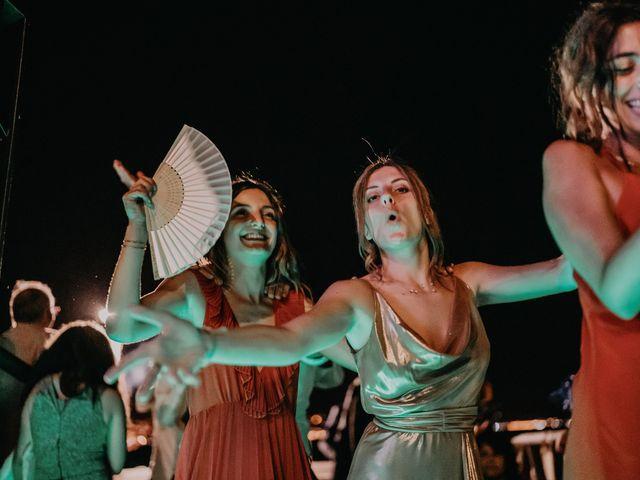 Il matrimonio di Titto e Valentina a Maiori, Salerno 192