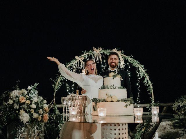 Il matrimonio di Titto e Valentina a Maiori, Salerno 194