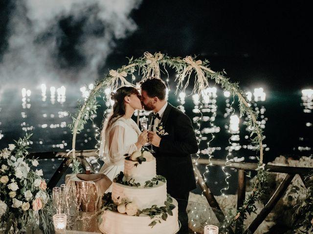 Il matrimonio di Titto e Valentina a Maiori, Salerno 196