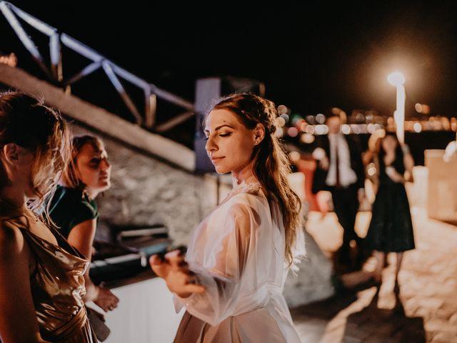 Il matrimonio di Titto e Valentina a Maiori, Salerno 198