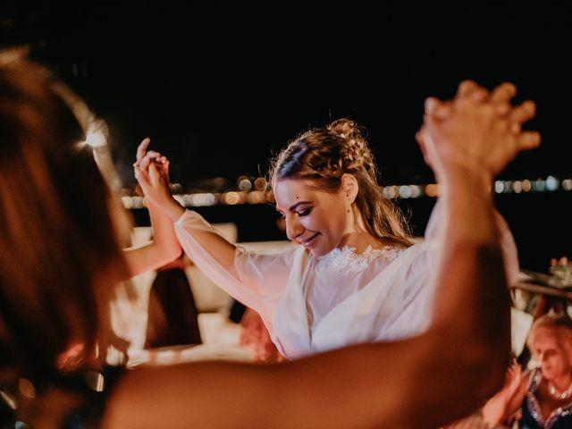 Il matrimonio di Titto e Valentina a Maiori, Salerno 199