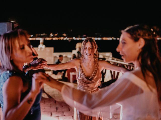 Il matrimonio di Titto e Valentina a Maiori, Salerno 200