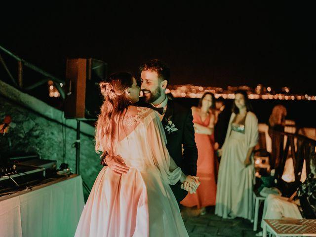 Il matrimonio di Titto e Valentina a Maiori, Salerno 203