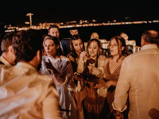 Il matrimonio di Titto e Valentina a Maiori, Salerno 207