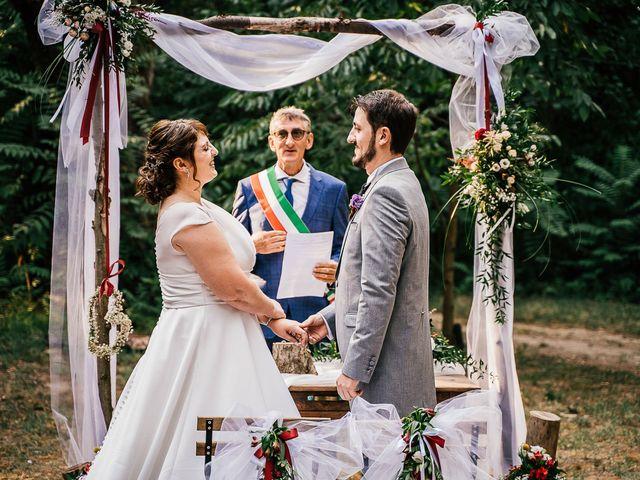 Il matrimonio di Enrico e Sabina a Ferrara, Ferrara 18