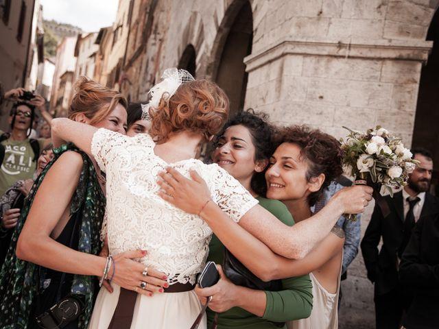 Il matrimonio di Massimo e Paola a Massa Marittima, Grosseto 3