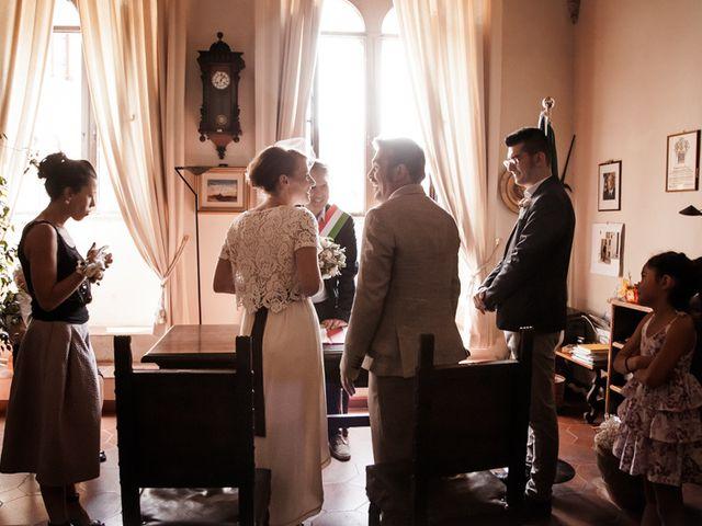 Il matrimonio di Massimo e Paola a Massa Marittima, Grosseto 9