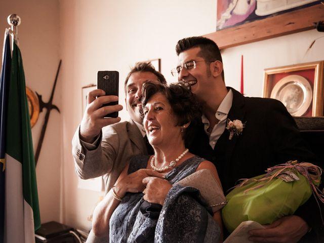 Il matrimonio di Massimo e Paola a Massa Marittima, Grosseto 10