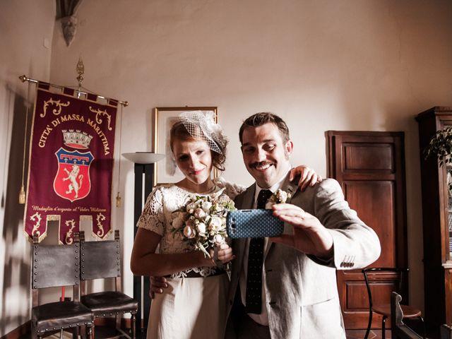Il matrimonio di Massimo e Paola a Massa Marittima, Grosseto 12