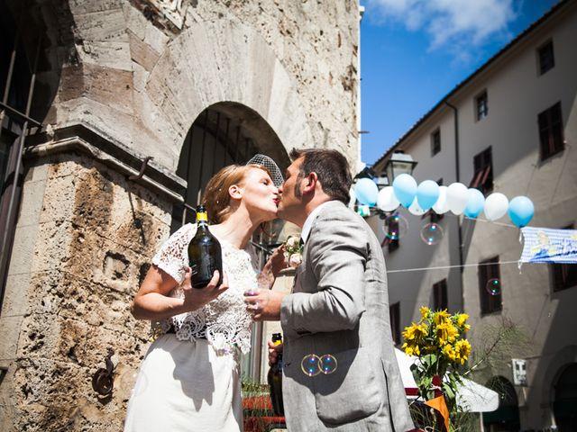 Il matrimonio di Massimo e Paola a Massa Marittima, Grosseto 15