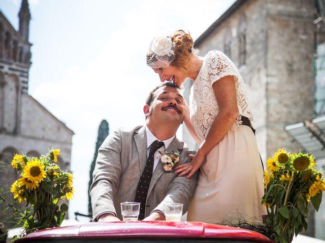 Il matrimonio di Massimo e Paola a Massa Marittima, Grosseto 17