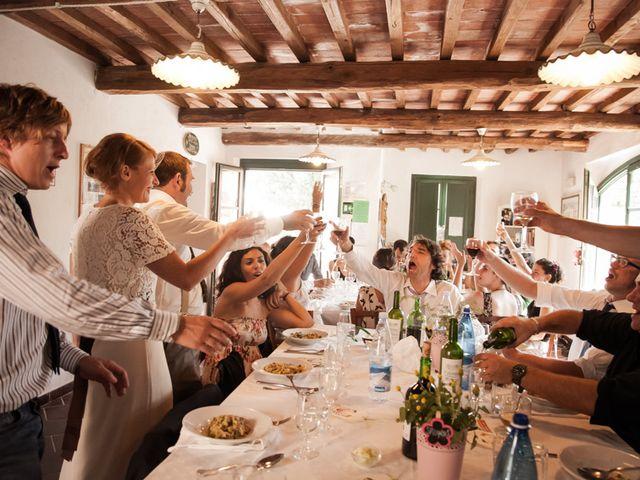 Il matrimonio di Massimo e Paola a Massa Marittima, Grosseto 23