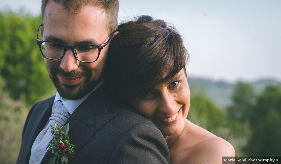 Il matrimonio di Guillaume e Laura a Nembro, Bergamo