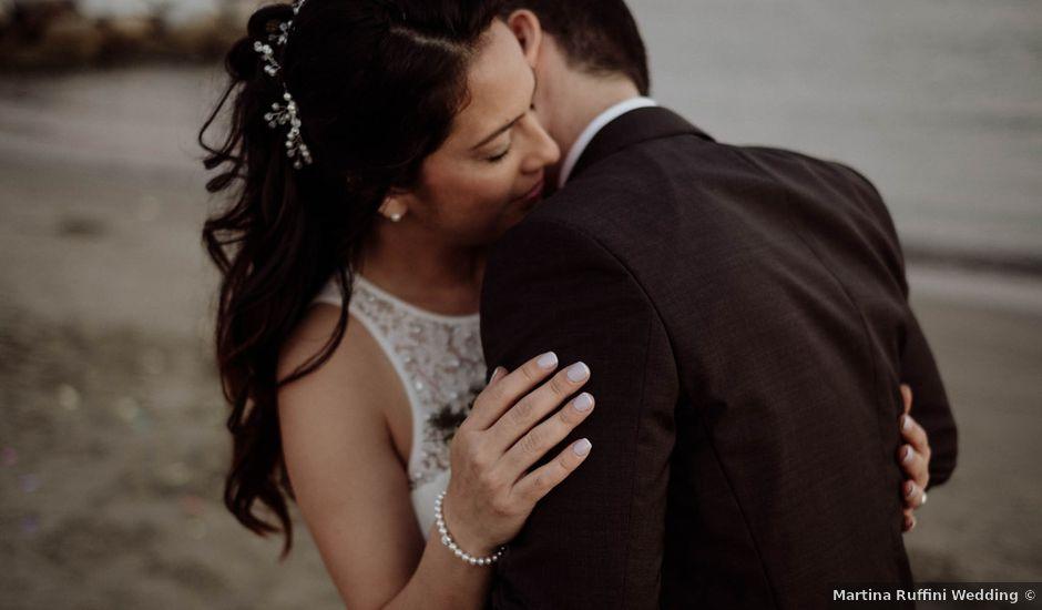 Il matrimonio di Fabio e Tatiane a Massa, Massa Carrara