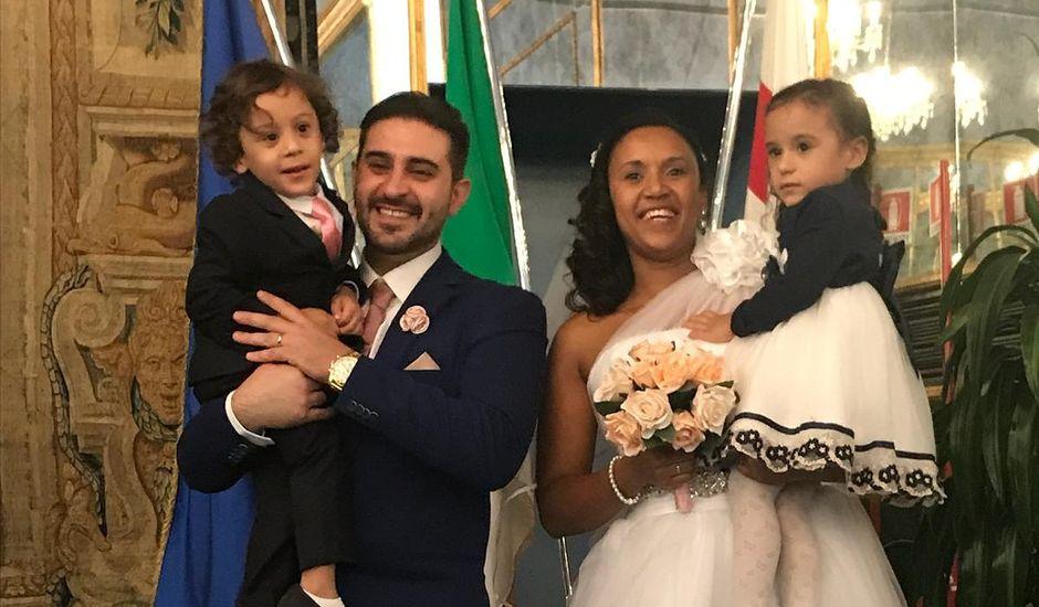 Il matrimonio di Cilene  e Davide  a Milano, Milano