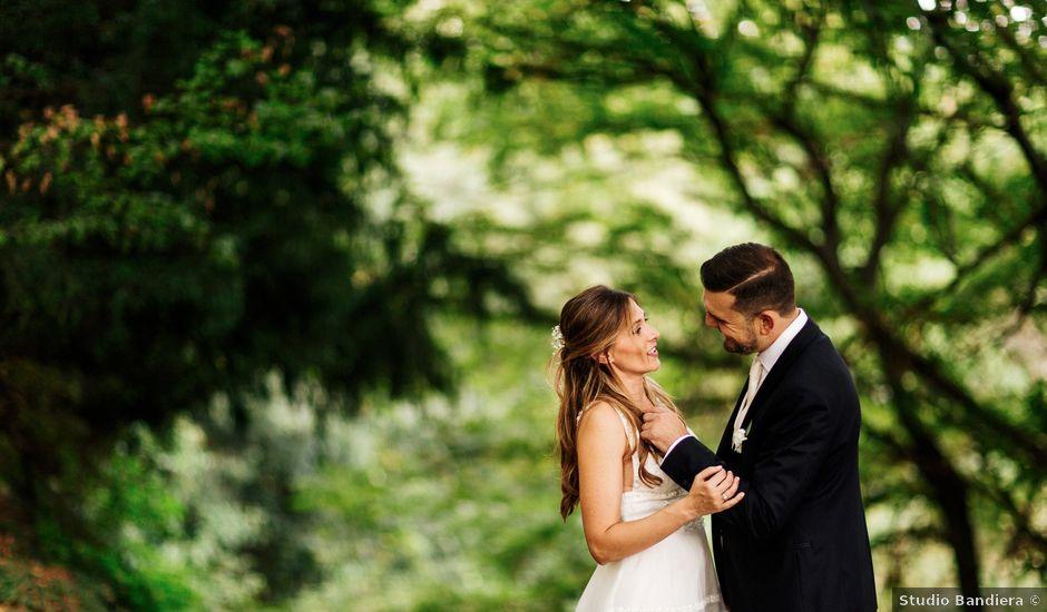 Il matrimonio di Paolo e Deborah a Cumiana, Torino