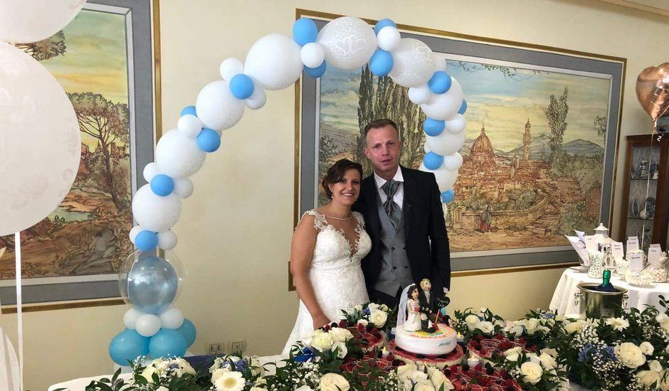 Il matrimonio di Giacomo  e Pamela a Borgo San Lorenzo, Firenze
