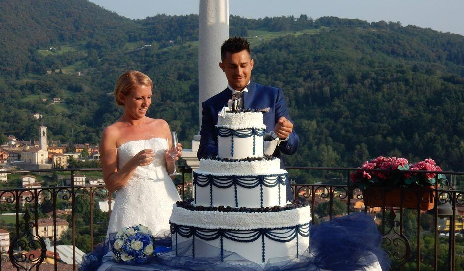 Il matrimonio di Roberto e Valeria a Trescore Balneario, Bergamo