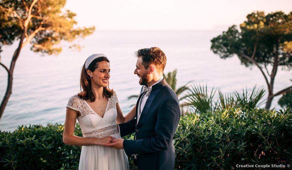 Il matrimonio di Ciro e Camilla a Celle Ligure, Savona