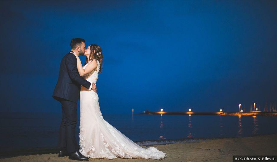 Il matrimonio di Dino e Alessandra a Terracina, Latina