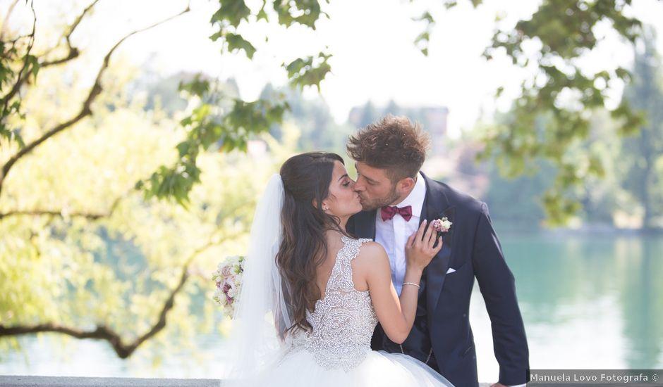 Il matrimonio di Mattia e Eleonora a Legnano, Milano