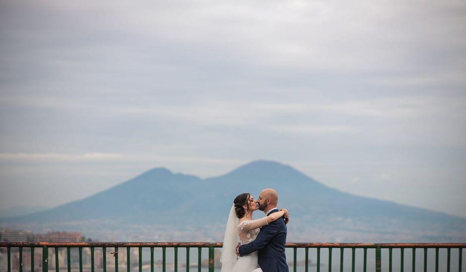 Il matrimonio di Francesco  e Claudia  a Napoli, Napoli