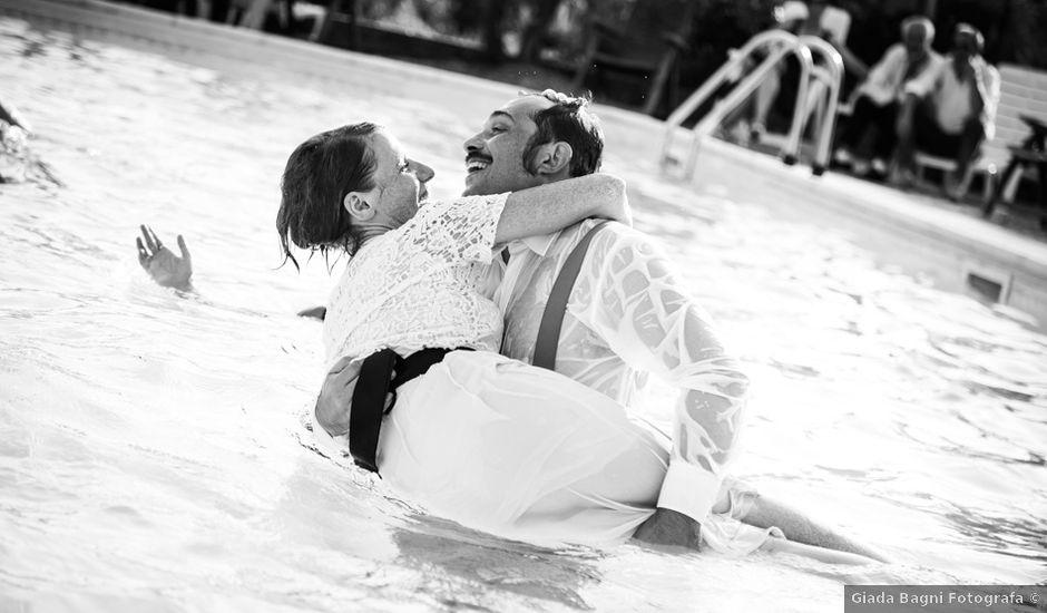 Il matrimonio di Massimo e Paola a Massa Marittima, Grosseto