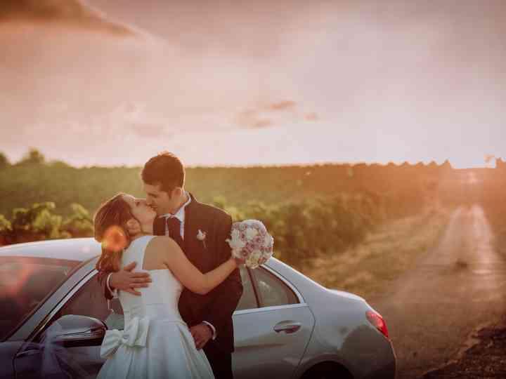 Le nozze di Mariagrazia e Christian