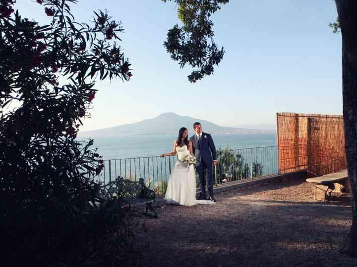Le nozze di Eugenia e Giorgio