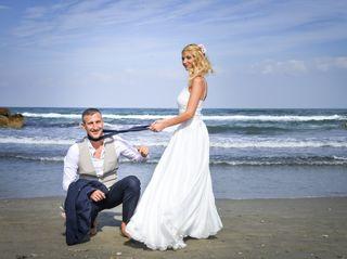 le nozze di Natalia e Luca 1