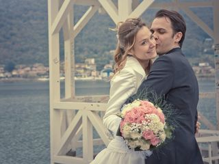 Le nozze di Olga e Patrizio