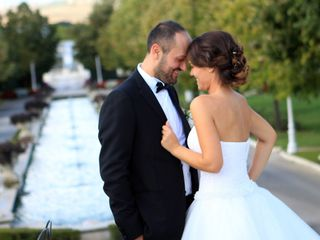 Le nozze di Mariagrazia e Marco