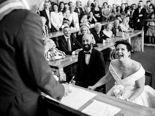 Le nozze di Marisa e Manuel