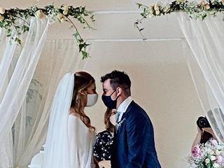 Le nozze di Valentina  e Tomas 1