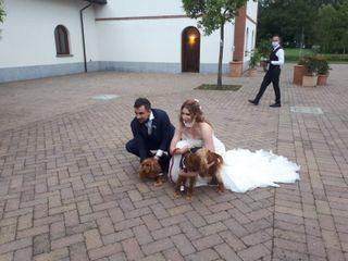 Le nozze di Valentina  e Tomas