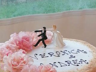 Le nozze di Veronica e Andrea 1