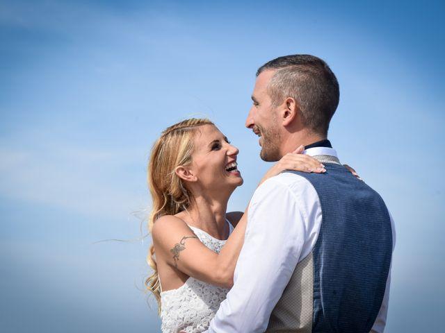 Il matrimonio di Luca e Natalia a Misano Adriatico, Rimini 7