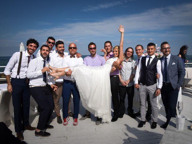 Il matrimonio di Luca e Natalia a Misano Adriatico, Rimini 9