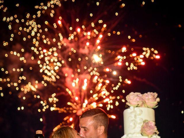 Il matrimonio di Luca e Natalia a Misano Adriatico, Rimini 14