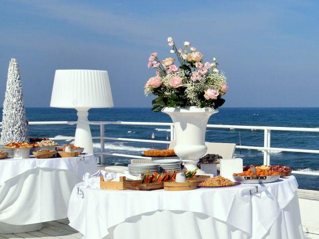 Il matrimonio di Luca e Natalia a Misano Adriatico, Rimini 12