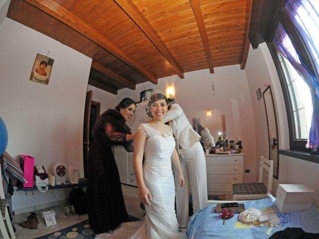 Il matrimonio di Luca e Sara a Sardara, Cagliari 17